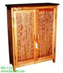 Water Hyacinth Cabinet