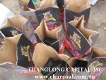 Long burning time Softwood charcoal for BBQ